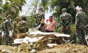 Laos plan crash
