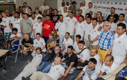 Carrom Euro Cup held in London