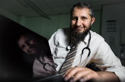 Dr Sirfraz Hussain