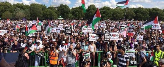 Gaza UK2