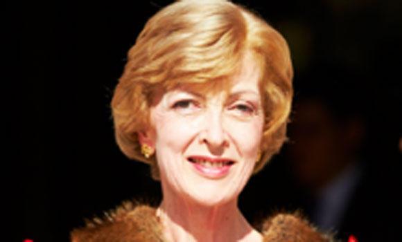 Fiona Woolf.