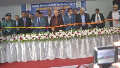 Sylhet-trade