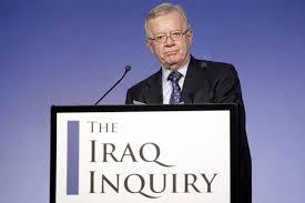 Iraq sir john