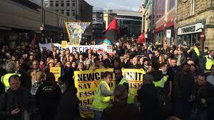 First PEGIDA 'anti-Islamization' rally staged in Britain