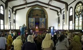 UK Mosque