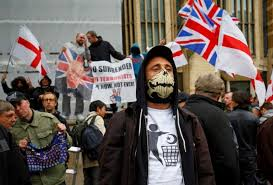 PEGIDA holds first London march