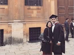 Bilawal Bhutto Zardari graduates from Oxford