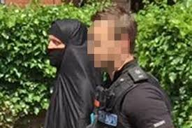 """""""White man wearing a burqa"""" arrested after bomb scare in Watford town centre"""