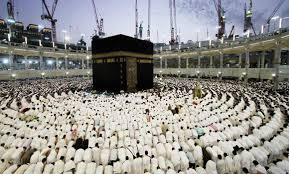 1.5m pray at holy mosques