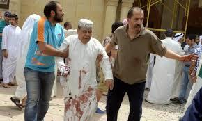 25 killed on Kuwait mosque