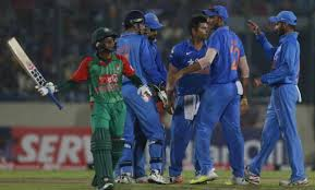 Indian crushes Bangladesh for consolation win