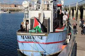 Israel intercepts Third Gaza Freedom Flotilla