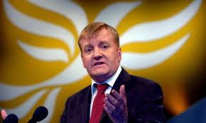 Lib Dem leader Kennedy dies aged 55