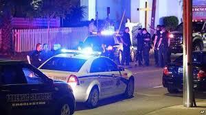 Nine killed in South Carolina church shooting
