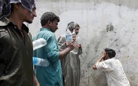Pakistan heatwave toll rises to 782