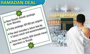 Steep hike in prices of Umrah packages from Riyadh