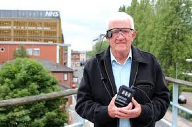 Bionic eye fitted to British pensioner in world first