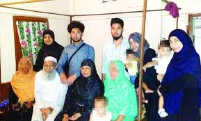 British family confirm they are in Syria