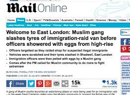 Daily Mail says sorry for story on 'Muslim gang attack'