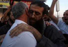 Israel frees Palestinian after 56-day hunger strik