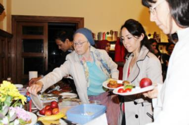 Jews & Muslims Break The Fast Together in London2