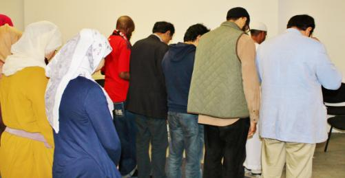 Jews & Muslims Break The Fast Together in London3