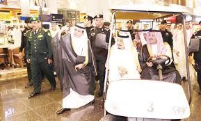 King Salman opens mega airport in Madinah