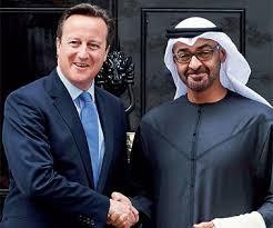 Zayed, UK PM
