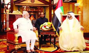 India-UAE agree to chart a new partnership