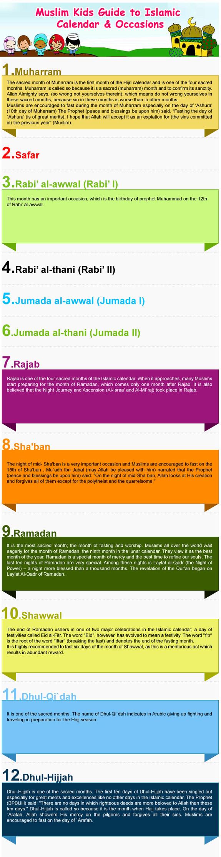 Islamic Calendar2