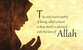 Purity of heart only by remembering God