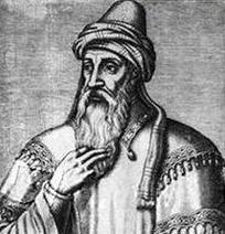 An artists impression of Saladin Ayyubi