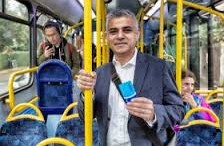 'Two journeys in one hour' introduced by Sadiq Khan