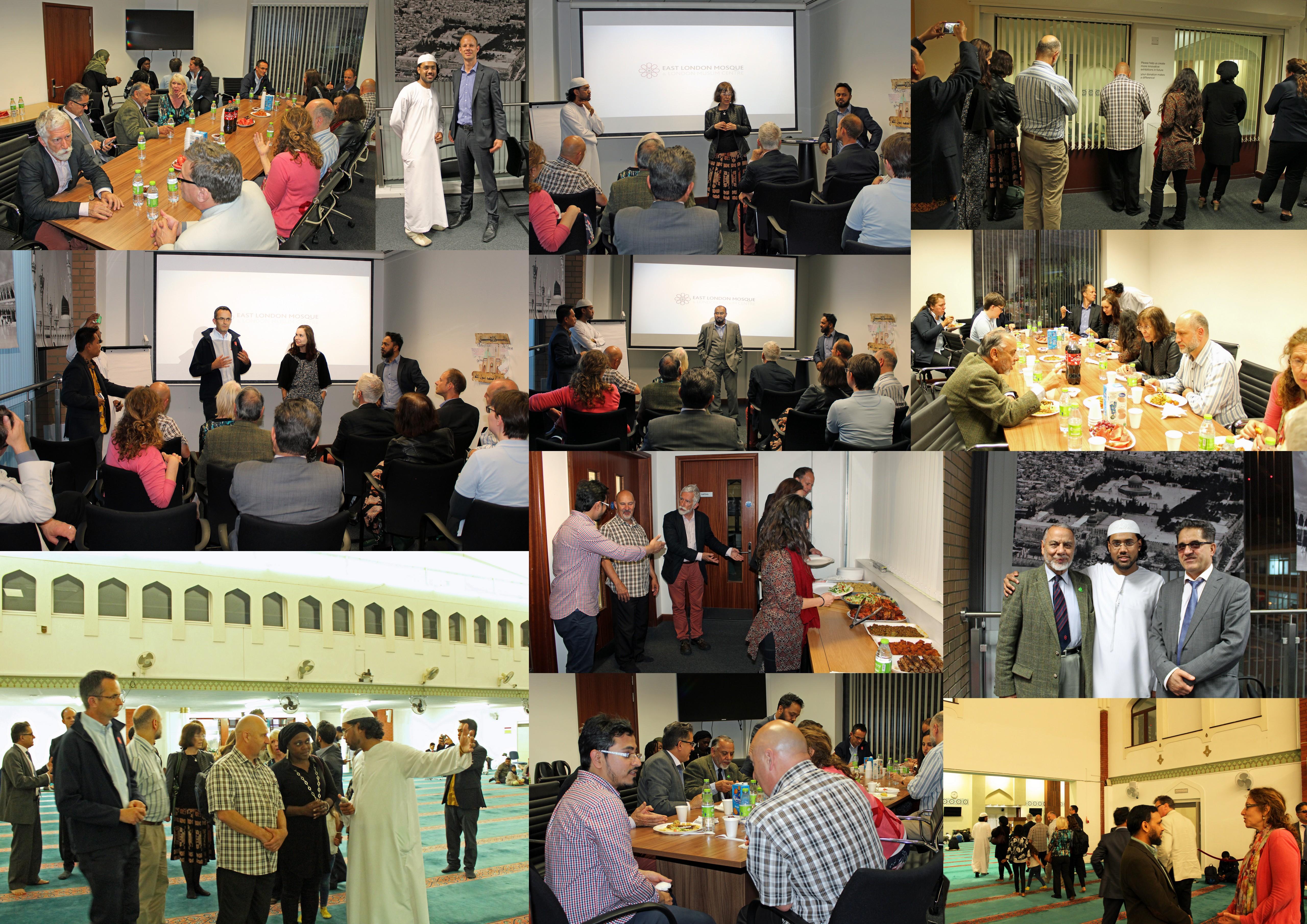 In Ramadan Muslims, Christian & Jews Are In One Platform2