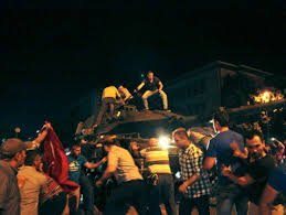 Turkish coup attempt quashed as 194 killed in clashes