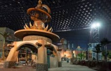 World largest theme park to open in Dubai