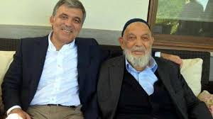 Abdullah Gül's father Ahmet Hamdi Gül died