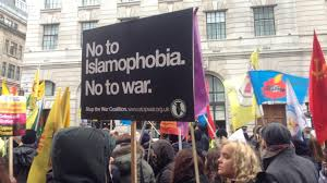 Demonstrations against Islamophobia