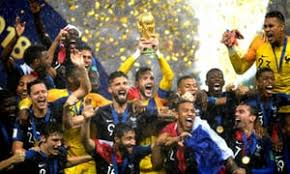 France seal World Cup triumph